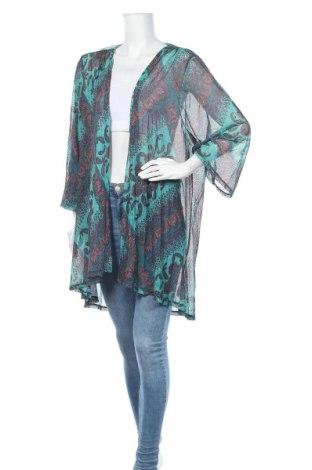 Дамска жилетка Beme, Размер XL, Цвят Зелен, Полиестер, еластан, Цена 17,90лв.