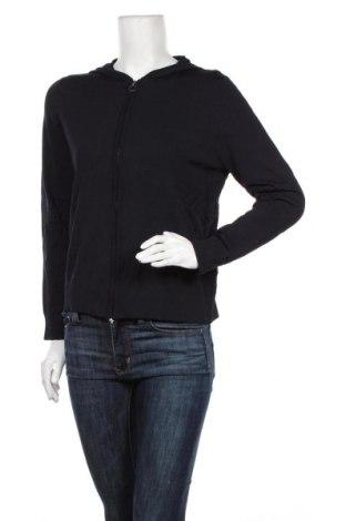 Дамски пуловер Comma,, Размер L, Цвят Син, 63% вискоза, 37% полиамид, Цена 46,87лв.