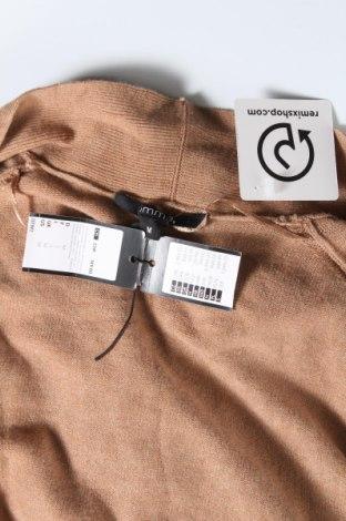Дамска жилетка Comma,, Размер M, Цвят Кафяв, 52% полиамид, 48% вискоза, Цена 65,45лв.