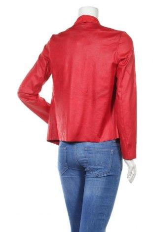 Дамска жилетка Comma,, Размер S, Цвят Червен, 91% полиестер, 9% еластан, Цена 59,25лв.