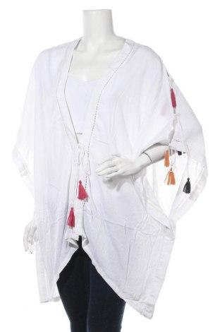 Дамска жилетка Dorothy Perkins, Размер M, Цвят Бял, Вискоза, Цена 39,00лв.