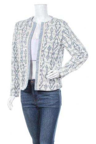 Дамска жилетка Edc By Esprit, Размер L, Цвят Син, 51% полиестер, 42% памук, 7% вискоза, Цена 46,50лв.
