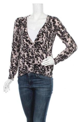 Дамска жилетка H&M, Размер M, Цвят Розов, 50% памук, 50% модал, Цена 10,92лв.