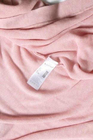 Дамска жилетка Laura Scott, Размер M, Цвят Розов, 50% вискоза, 50% полиакрил, Цена 32,40лв.