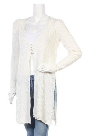 Дамска жилетка Max&Co., Размер XL, Цвят Екрю, 100% лен, Цена 80,24лв.