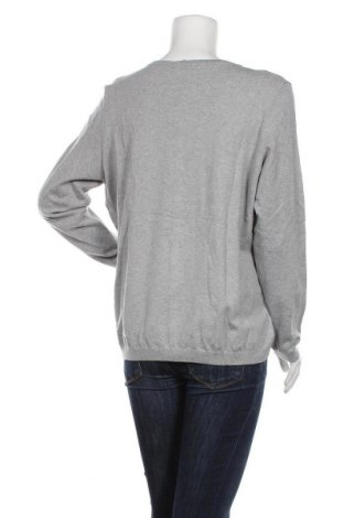 Дамска жилетка Montego, Размер XXL, Цвят Сив, 80% памук, 20% полиамид, Цена 39,00лв.