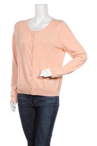 Дамска жилетка New Look, Размер XL, Цвят Розов, 84% полиестер, 16% полиамид, Цена 39,00лв.