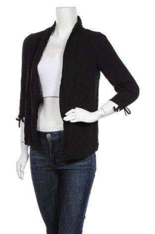 Дамска жилетка Promod, Размер M, Цвят Черен, Цена 28,60лв.