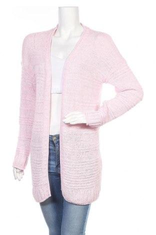 Дамска жилетка Q/S by S.Oliver, Размер M, Цвят Розов, 65% полиамид, 35% полиамид, Цена 21,76лв.