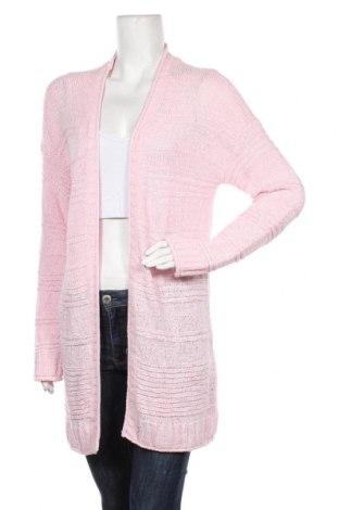 Дамска жилетка Q/S by S.Oliver, Размер L, Цвят Розов, 65% акрил, 35% полиамид, Цена 27,56лв.