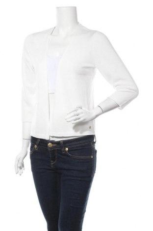 Дамска жилетка S.Oliver, Размер M, Цвят Бял, 60% вискоза, 40% памук, Цена 44,25лв.