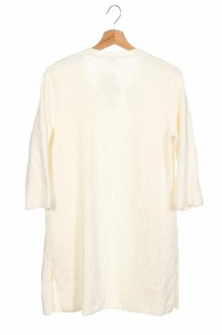 Дамска жилетка S.Oliver, Размер XS, Цвят Бял, 71% вискоза, 29% полиамид, Цена 57,85лв.