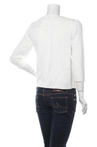 Дамска жилетка S.Oliver, Размер M, Цвят Бял, 60% вискоза, 40% памук, Цена 38,35лв.