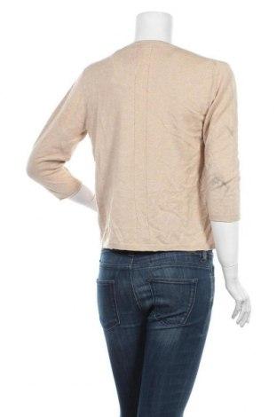 Дамска жилетка S.Oliver, Размер M, Цвят Бежов, 60% вискоза, 40% памук, Цена 25,97лв.