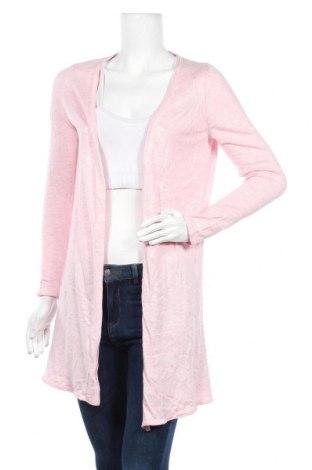 Дамска жилетка S.Oliver, Размер S, Цвят Розов, 45% вискоза, 30% полиамид, 20% памук, 5% вълна, Цена 39,60лв.