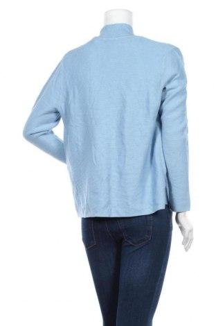 Дамска жилетка Tom Tailor, Размер M, Цвят Син, Цена 37,20лв.