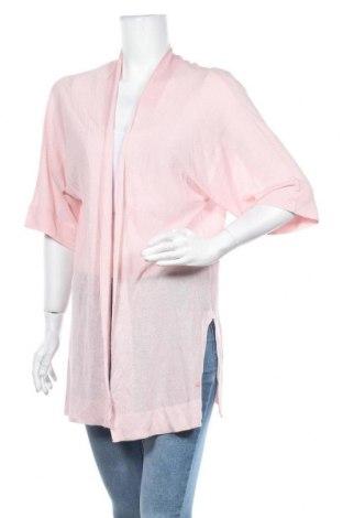 Дамска жилетка Tom Tailor, Размер M, Цвят Розов, 90% вискоза, 10% полиестер, Цена 31,05лв.