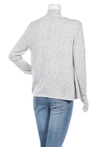 Дамска жилетка Tom Tailor, Размер XS, Цвят Сив, 68% вискоза, 30% полиестер, 2% еластан, Цена 27,90лв.