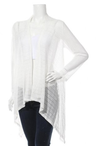 Дамска жилетка Valley Girl, Размер XL, Цвят Бял, 93% полиестер, 7% еластан, Цена 12,71лв.