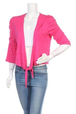 Дамска жилетка Variations, Размер XL, Цвят Розов, 92% вискоза, 8% еластан, Цена 18,11лв.
