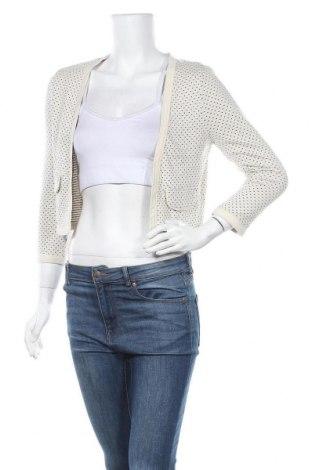 Дамска жилетка Vero Moda, Размер S, Цвят Екрю, 70% полиестер, 30% памук, Цена 26,40лв.