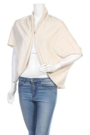 Дамска жилетка Zara Knitwear, Размер M, Цвят Бежов, Цена 22,40лв.