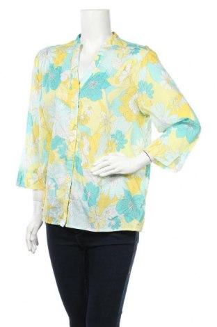 Дамска риза Alfred Dunner, Размер XL, Цвят Многоцветен, Памук, Цена 17,96лв.