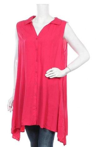 Γυναικείο πουκάμισο Autograph, Μέγεθος XL, Χρώμα Ρόζ , Βισκόζη, Τιμή 12,28€