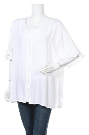 Γυναικείο πουκάμισο Autograph, Μέγεθος XXL, Χρώμα Λευκό, Βισκόζη, Τιμή 10,49€