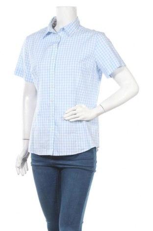 Дамска риза Brookshire, Размер L, Цвят Син, Памук, Цена 15,17лв.