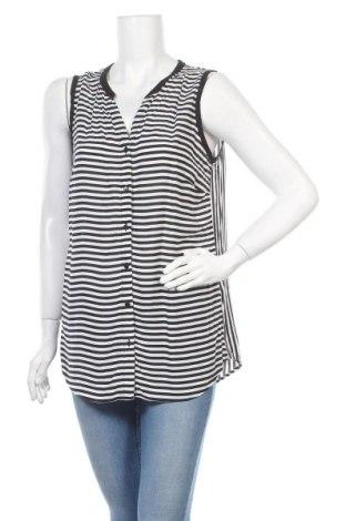 Γυναικείο πουκάμισο Charles Vogele, Μέγεθος L, Χρώμα Μαύρο, Βισκόζη, Τιμή 3,86€