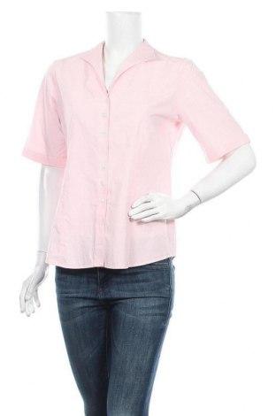 Дамска риза Eterna, Размер M, Цвят Розов, Цена 11,97лв.