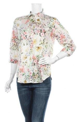 Дамска риза Eterna, Размер M, Цвят Многоцветен, Памук, Цена 19,95лв.