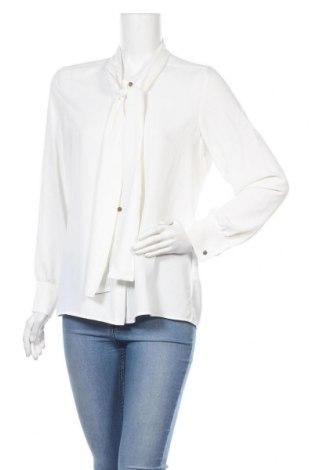 Dámská košile  H&M, Velikost M, Barva Krémová, 100% polyester, Cena  275,00Kč