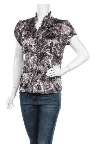 Дамска риза Hot Options, Размер XL, Цвят Многоцветен, Полиестер, еластан, Цена 16,96лв.
