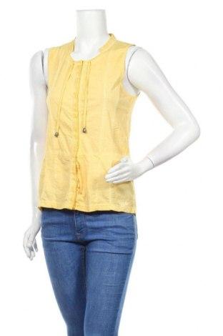 Дамска риза Kenny S., Размер S, Цвят Жълт, Цена 18,90лв.