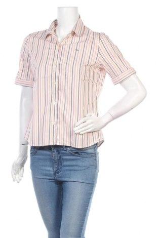Γυναικείο πουκάμισο Lacoste, Μέγεθος L, Χρώμα Πολύχρωμο, 98% βαμβάκι, 2% ελαστάνη, Τιμή 16,93€