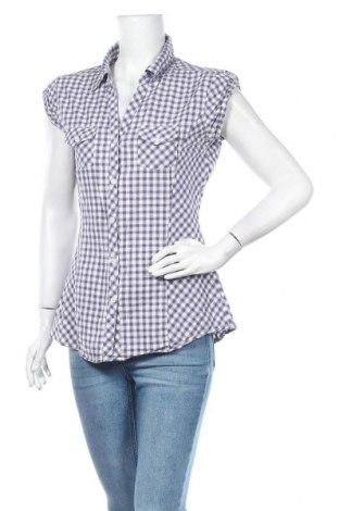 Дамска риза Madonna, Размер L, Цвят Лилав, Памук, Цена 17,85лв.