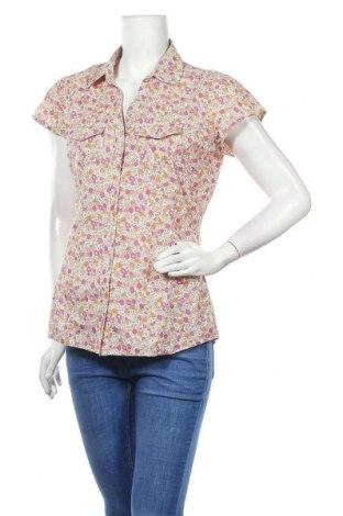 Дамска риза Madonna, Размер M, Цвят Многоцветен, Памук, Цена 16,96лв.