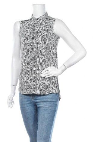 Дамска риза My Own, Размер S, Цвят Бял, Вискоза, Цена 11,60лв.