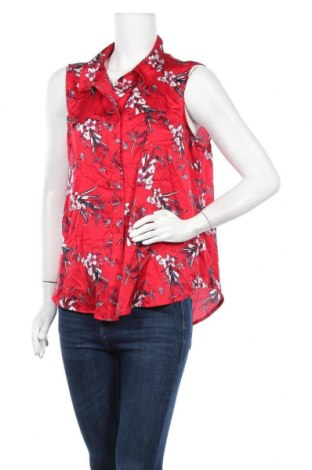Дамска риза Preview, Размер XL, Цвят Червен, Полиестер, Цена 10,08лв.