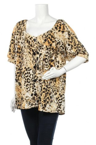 Дамска риза Simply Be, Размер XXL, Цвят Многоцветен, Полиестер, Цена 30,38лв.