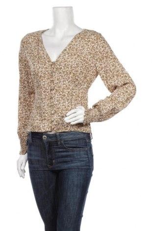 Дамска риза Trendyol, Размер M, Цвят Многоцветен, Вискоза, Цена 38,35лв.