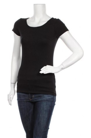 Tricou de femei Edc By Esprit, Mărime XS, Culoare Negru, Bumbac, Preț 61,58 Lei