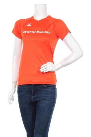 Дамска тениска Erima, Размер S, Цвят Оранжев, Полиестер, Цена 15,75лв.