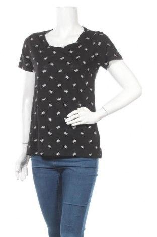 Дамска тениска Multiblu, Размер M, Цвят Черен, Цена 6,25лв.