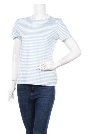 Дамска тениска Select, Размер S, Цвят Син, Памук, Цена 15,75лв.