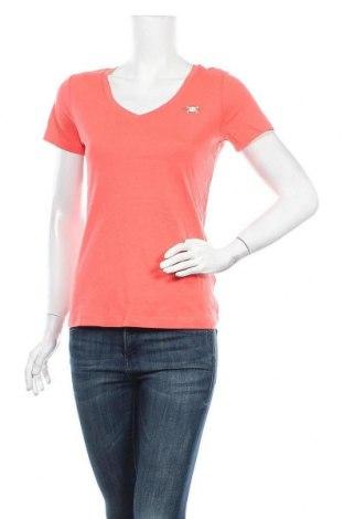 Γυναικείο t-shirt Tom Tailor, Μέγεθος XS, Χρώμα Ρόζ , 50% βαμβάκι, 50% μοντάλ, Τιμή 14,67€