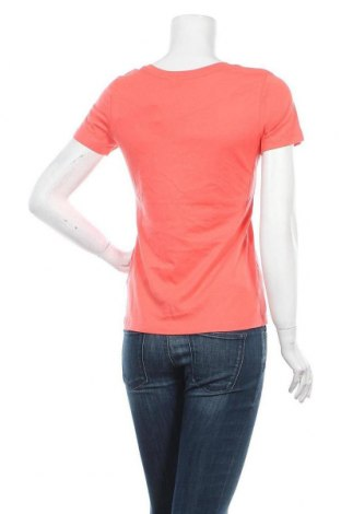 Γυναικείο t-shirt Tom Tailor, Μέγεθος XS, Χρώμα Ρόζ , 50% βαμβάκι, 50% μοντάλ, Τιμή 15,08€