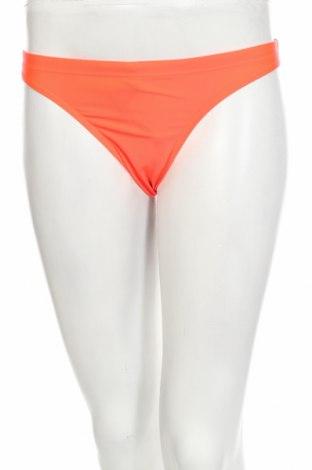 Дамски бански Adidas, Размер M, Цвят Оранжев, 78% полиестер, 22% еластан, Цена 34,50лв.